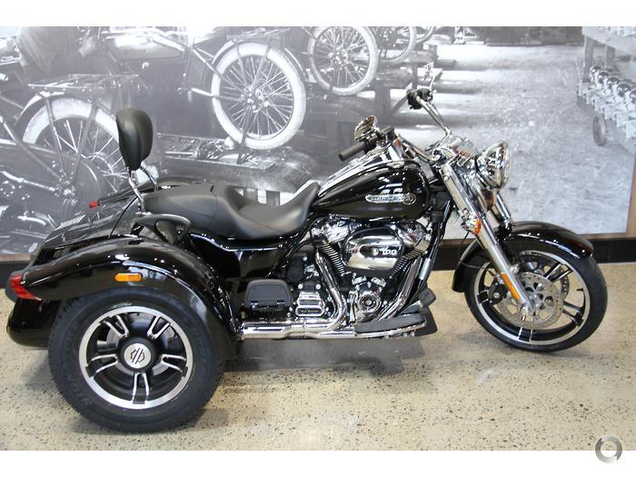 2019 Harley-Davidson Freewheeler 114 (FLRT) MY20
