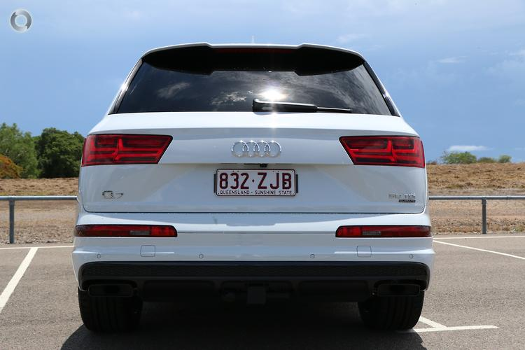 2018 Audi Q7 50 TDI Black Edition Auto quattro MY19