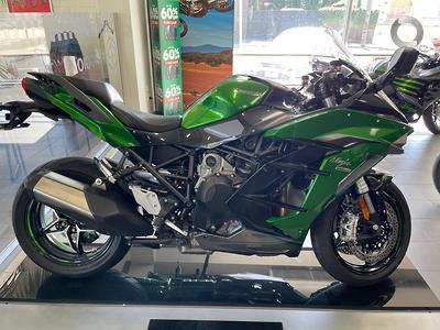 2020 Kawasaki Ninja H2 SX SE (ZX10002B) MY21