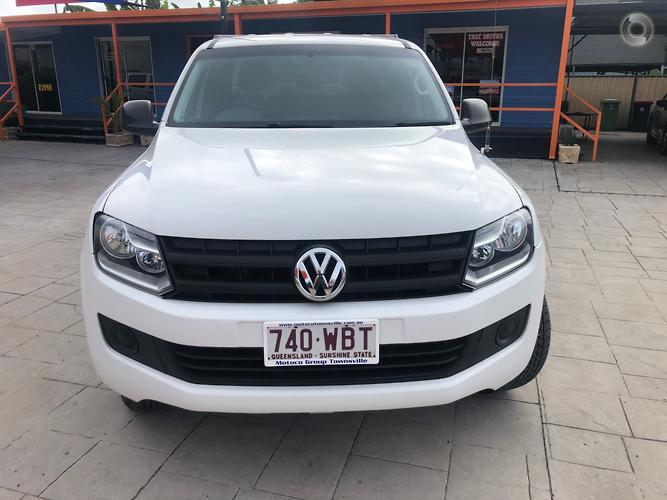 2015 Volkswagen Amarok TDI420 Core 2H Auto 4MOTION Perm MY16 Dual Cab