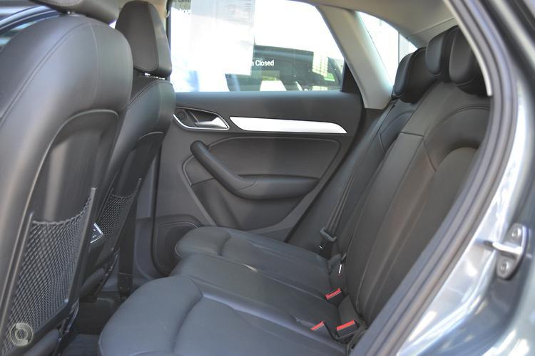 2018 Audi Q3 TFSI Auto MY18