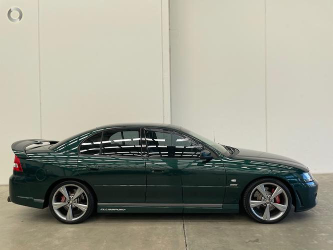 2004 Holden Special Vehicles Clubsport R8 Auto