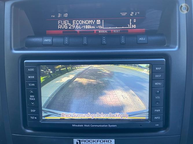 2012 Mitsubishi Pajero Platinum II NW Auto 4x4 MY12