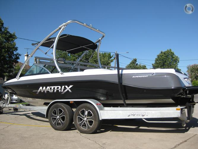 2013 MATRIX SUPER SPORT