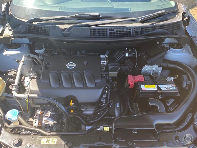 2011 Nissan Dualis ST J10 Series II Manual MY10