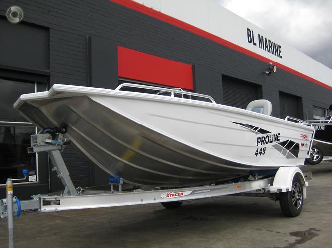 2022 Stacer 449S Proline Angler
