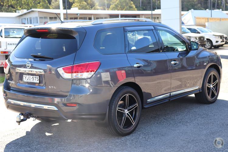 2018 Nissan Pathfinder Ti R52 Series II Auto 2WD MY17
