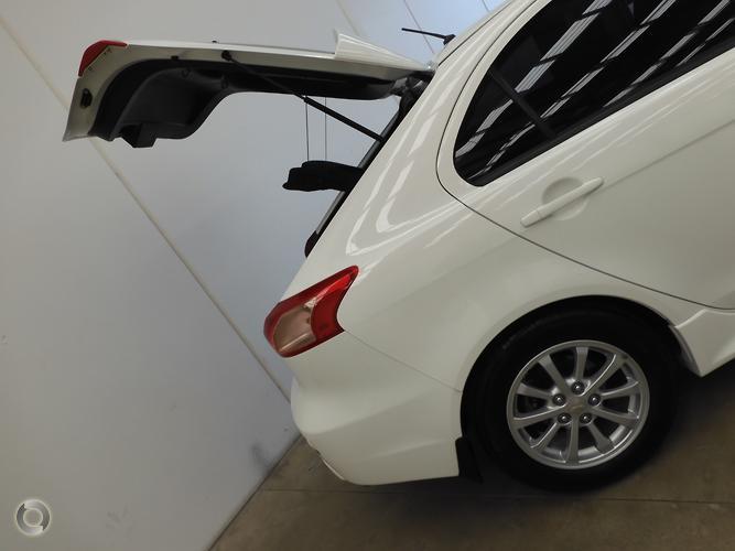 2011 Mitsubishi Lancer ES CJ Auto MY12