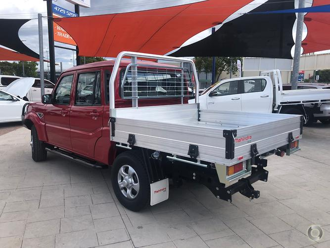2018 Mahindra PIK-UP S6 Manual 4x4 Dual Cab