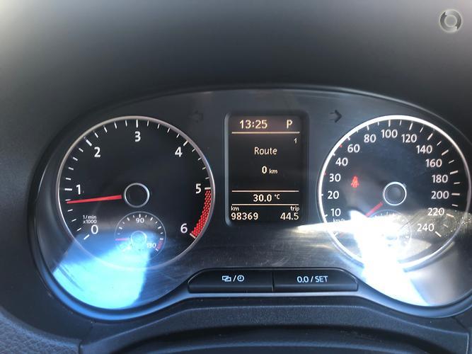 2015 Volkswagen Amarok TDI420 Core 2H Auto 4MOTION Perm MY15 Dual Cab