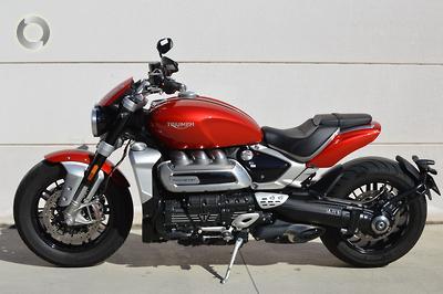 2021 Triumph Rocket 3 R MY20