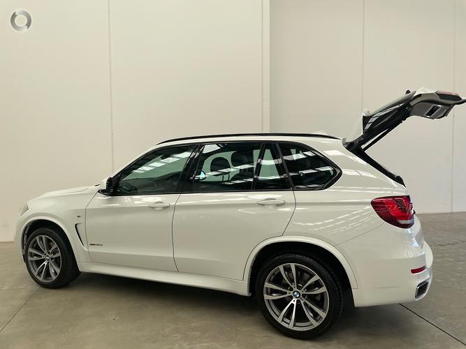 2017 BMW X5 xDrive30d F15 Auto 4x4