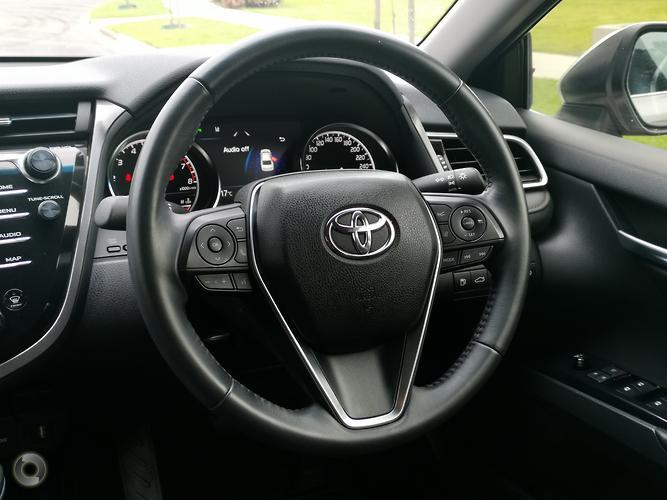 2018 Toyota Camry Ascent Sport Auto