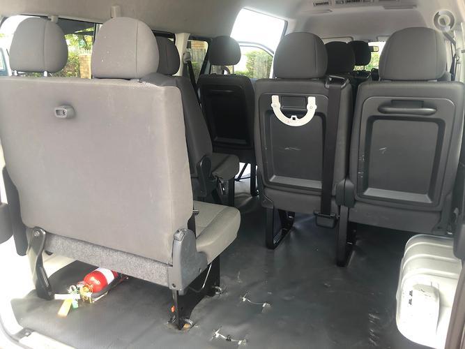 2016 Toyota Hiace Commuter Super LWB Auto