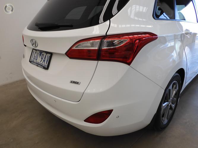 2015 Hyundai i30 Active Auto