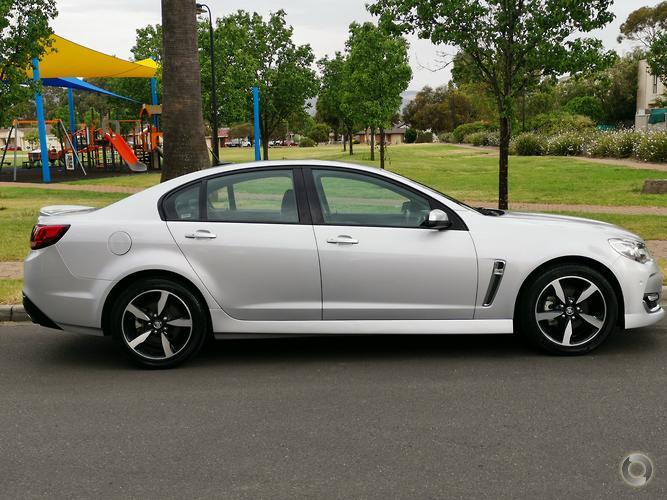 2017 Holden Commodore SV6 VF Series II Auto MY17