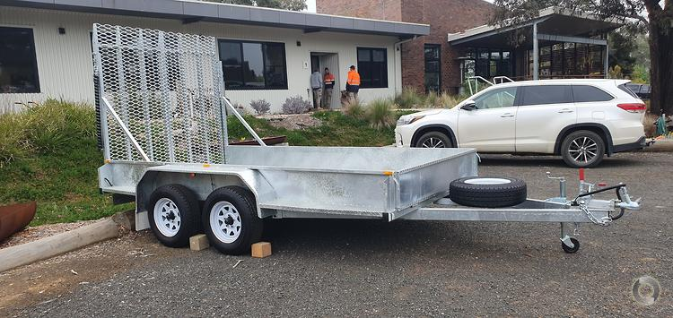 2019 Custom Trik Trailer