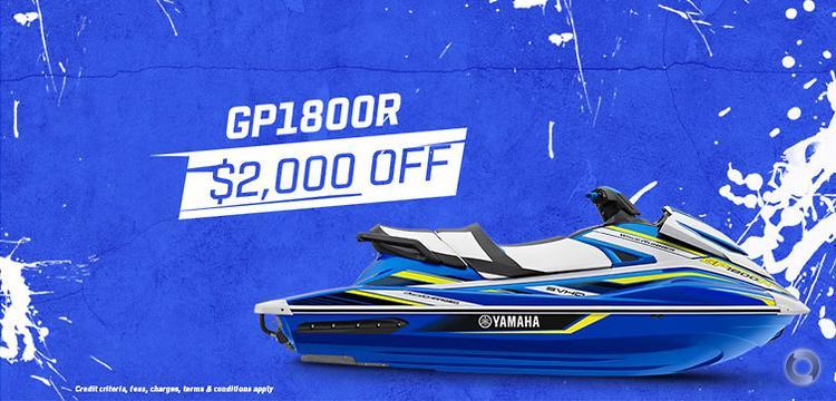 2020 YAMAHA GP1800-R SVHO