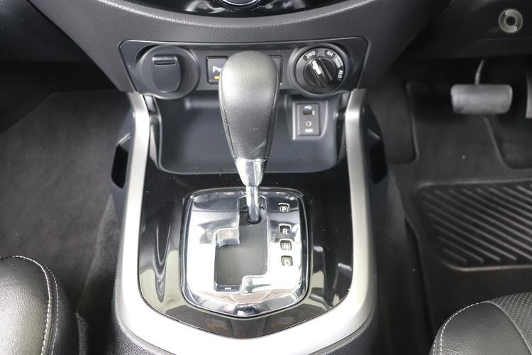 2018 Nissan Navara ST-X D23 Series 3 Auto 4x4 Dual Cab