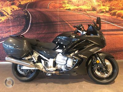 2021 Yamaha FJR1300AE
