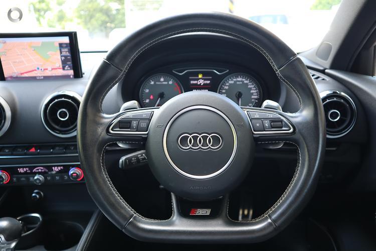 2014 Audi S3 Auto quattro