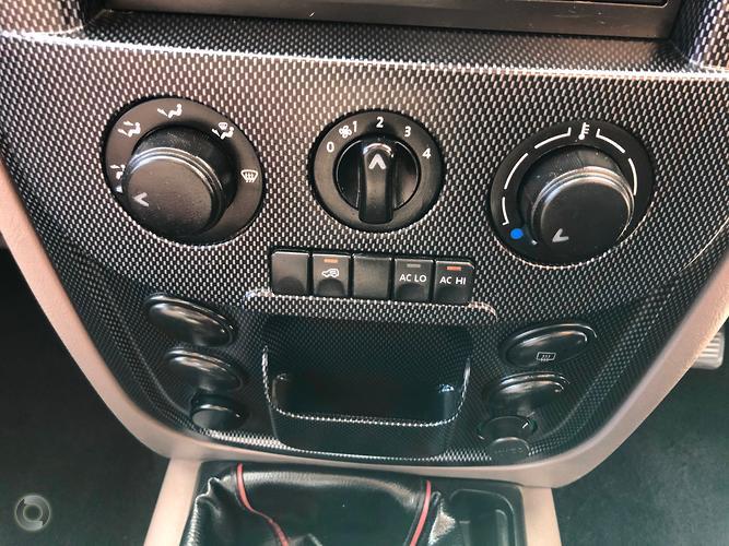 2014 Mahindra PIK-UP Manual 4x4 Dual Cab