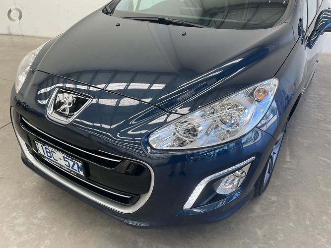 2013 Peugeot 308 Sportium Auto MY13