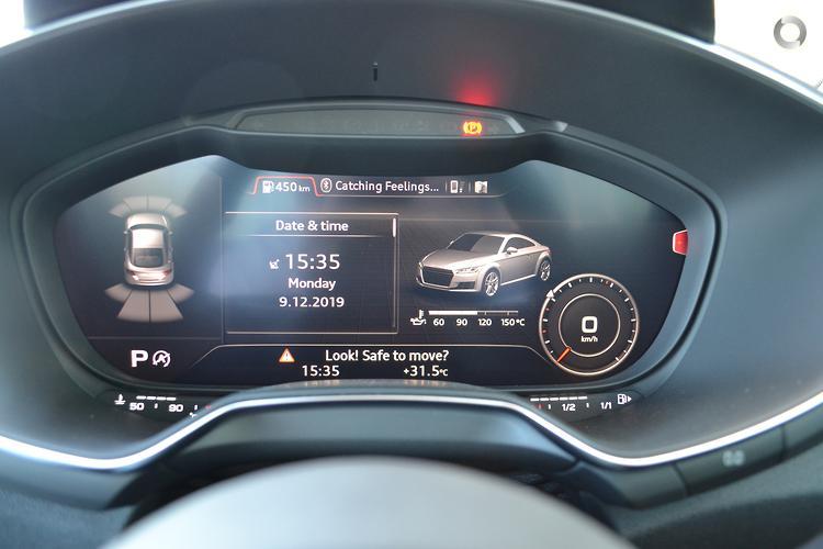 2019 Audi TT 45 TFSI Auto quattro MY19