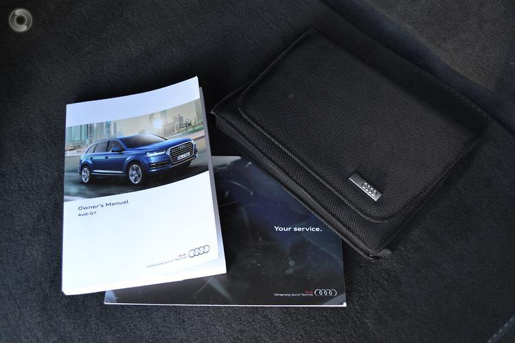 2015 Audi Q7 TDI Auto quattro MY16