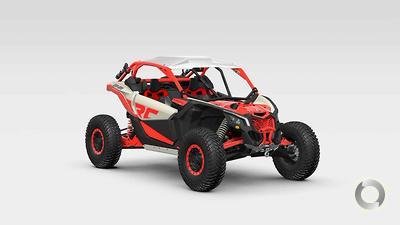 2021 Can-Am Maverick X3 X RC Turbo RR