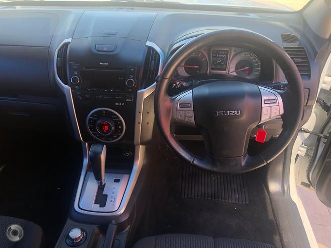 2015 Isuzu MU-X LS-U Auto 4x4 MY15