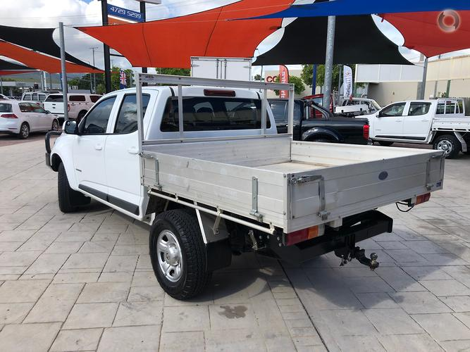 2016 Holden Colorado LS RG Manual 4x2 MY17