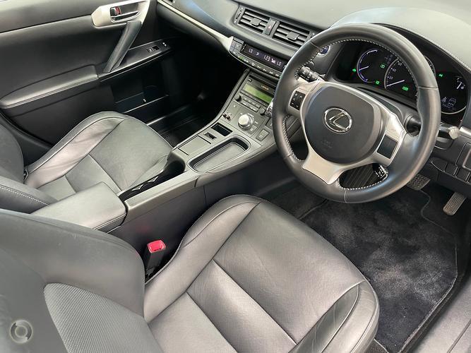 2012 Lexus CT CT200h X Auto