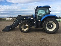 2012 New Holland T7-210