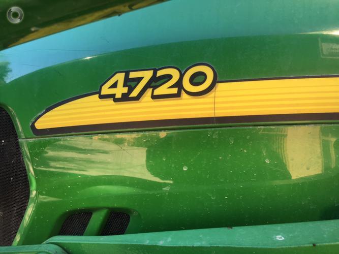2009 John Deere 4720