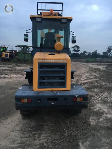 2013 Victory VL150 Articulated Wheel Loader
