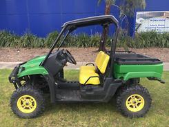 2012 John Deere XUV550