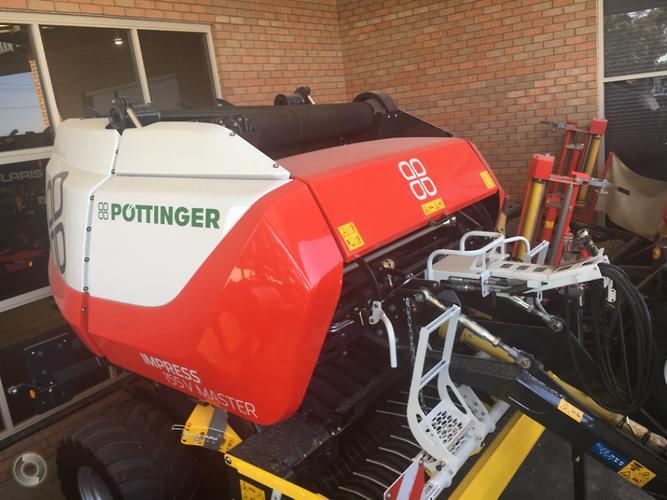 2018 Pottinger BALER IMPRESS155