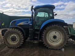 2010 New Holland T6050