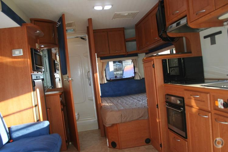 2008 Winnebago Leisure Seeker