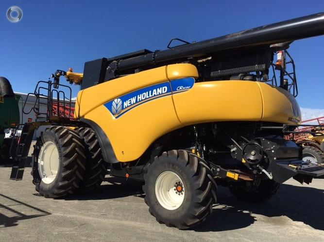 2014 New Holland CR9090