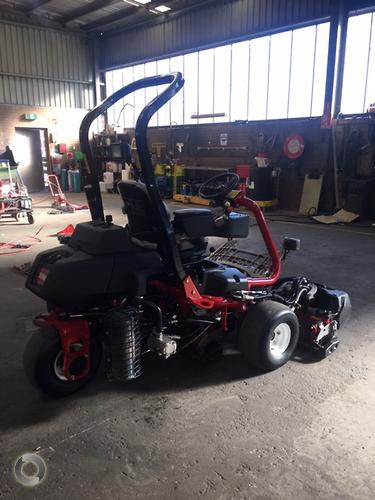 Toro 3400 Triflex greensmower