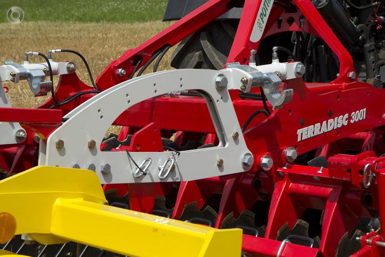 2018 Pottinger Terradisc 4001K