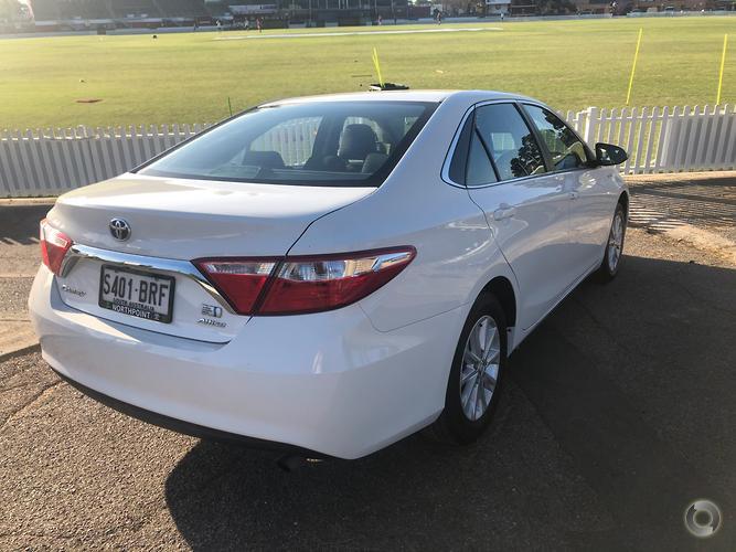2015 Toyota Camry Altise Auto