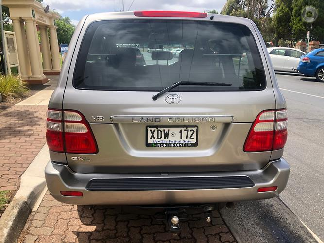 2004 Toyota Landcruiser GXL Auto 4x4