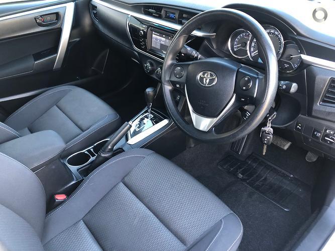 2016 Toyota Corolla Ascent Auto