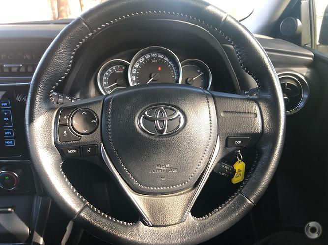 2017 Toyota Corolla Ascent Sport Auto